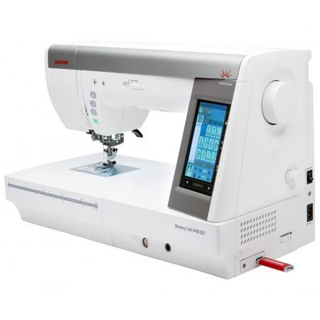Maszyna do szycia Janome MC9400QCP, fig. 4