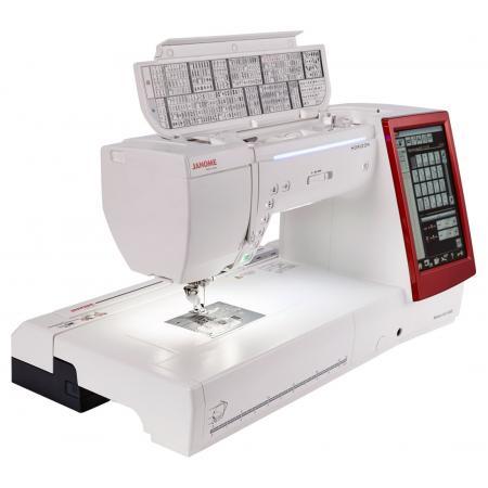 Maszyno-hafciarka Janome MC14000, fig. 6