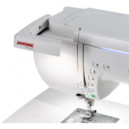 Maszyno-hafciarka Janome MC14000, fig. 7
