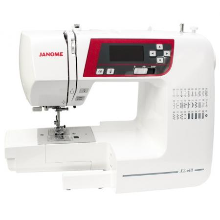 JANOME XL601, fig. 3
