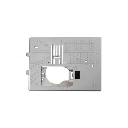 Płytka ściegowa do maszyn MC8200QC, MC8900QCP, MC12000, fig. 1