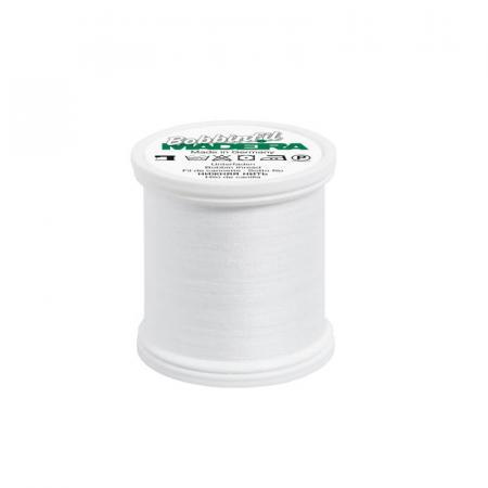 Nić spodnia Madeira 70 - biała, 1500m, fig. 1