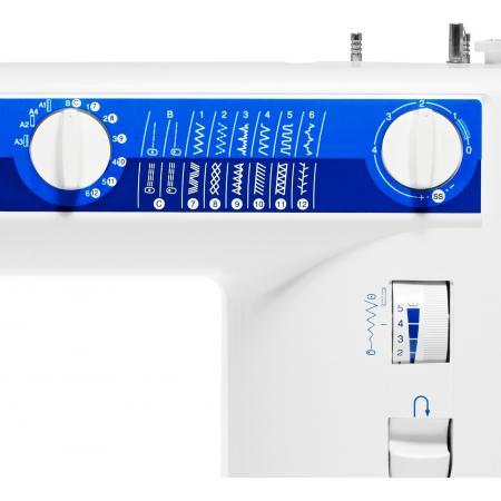 Maszyna do szycia ELNA 220 EX + 3 stopki, nici i szpulki GRATIS, fig. 4