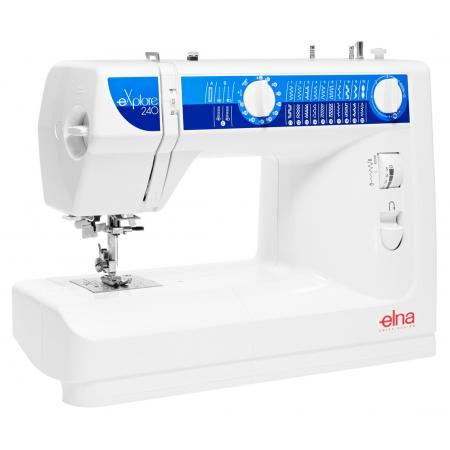 Maszyna do szycia ELNA 240 EX + nici i szpulki gratis, fig. 2