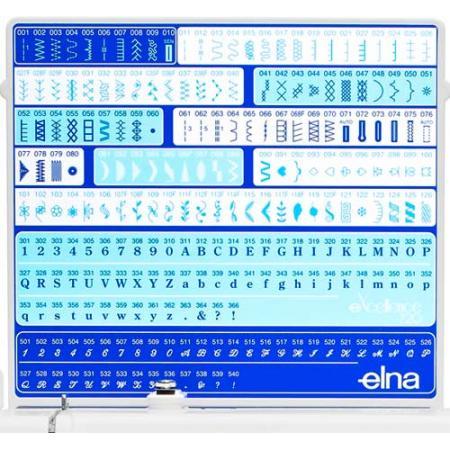Maszyna do szycia Elna 720 eXcellence, fig. 5
