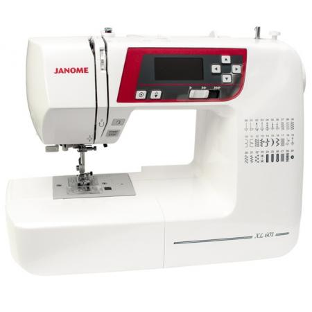JANOME XL601, fig. 2