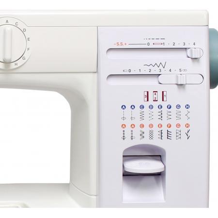 Maszyna do szycia JANOME 415 + 3 stopki i igły gratis, fig. 4