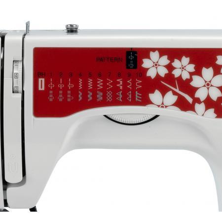 Maszyna do szycia JANOME 920 + 3 stopki, szpulki i nici GRATIS, fig. 3