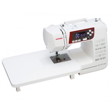Maszyna do szycia JANOME QXL605 + 3 stopki, szpulki, nici i igły GRATIS, fig. 3