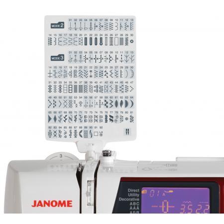 Maszyna do szycia JANOME TXL607 + nici i szpulki GRATIS, fig. 5