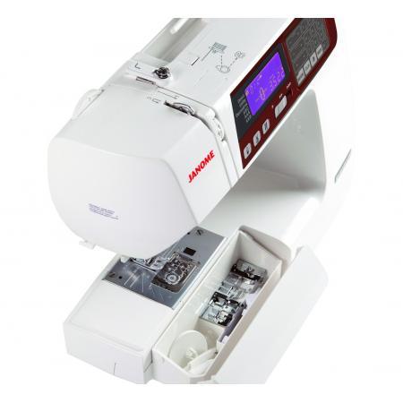 Maszyna do szycia JANOME TXL607 + 3 stopki, nici, szpulki i igły GRATIS, fig. 4
