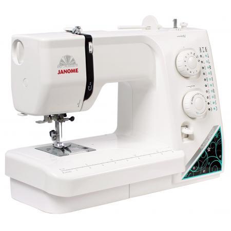 Maszyna do szycia JANOME JUBILEE 60507 + 6 stopek i igły gratis, fig. 2