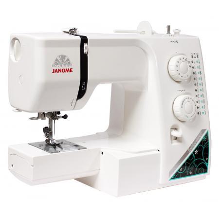 Maszyna do szycia JANOME JUBILEE 60507 + 6 stopek i igły gratis, fig. 4