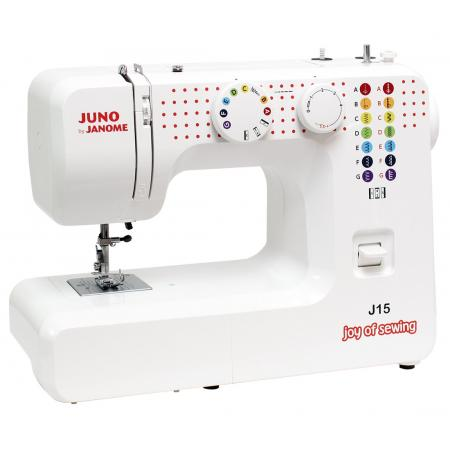 Maszyna do szycia JUNO J15 + szpulki i nici GRATIS, fig. 2