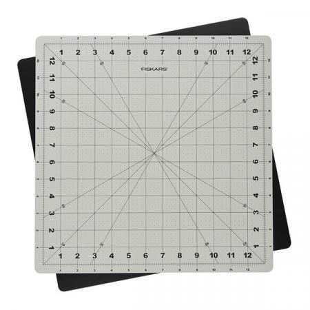 Obrotowa mata podkładowa kwadrat 35,5cm (grubość 3mm), fig. 1