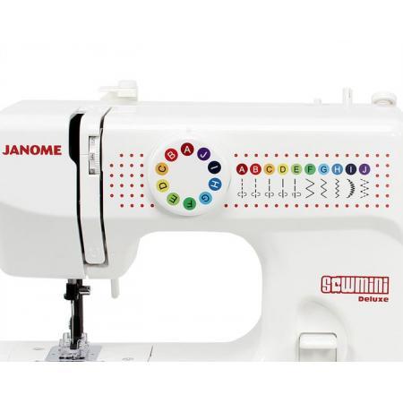 Maszyna do szycia dla dzieci JANOME SEW MINI DX2, fig. 3