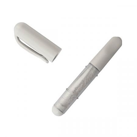Kreda krawiecka w aplikatorze - biała, fig. 1