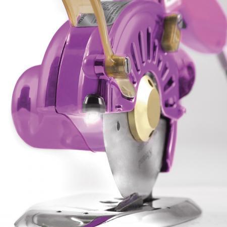 Nóż tarczowy TEXI ZORRO 100  (wys. cięcia 27 mm) do lekkich i średnich materiałów, fig. 2