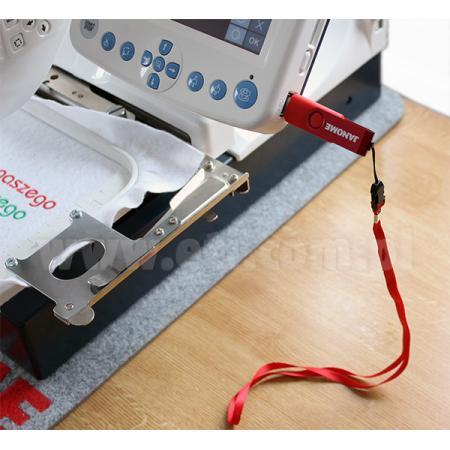 Pendrive (klucz USB) do przenoszenia haftów, fig. 2