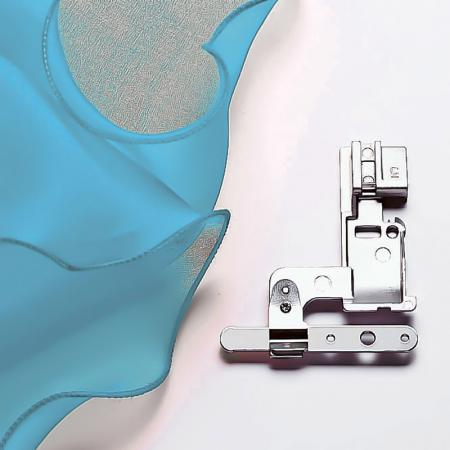 Stopka do wszywania gumy do coverloków JANOME 1200D, fig. 2