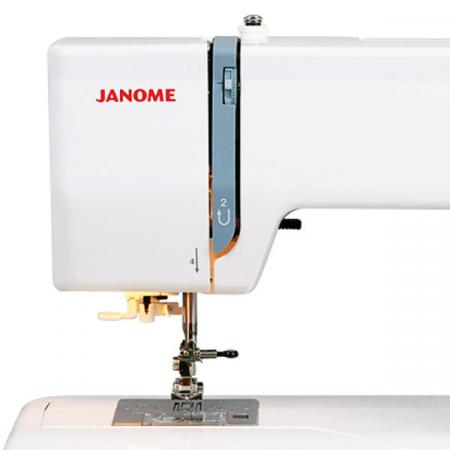 JANOME 525S, fig. 5