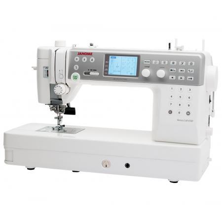 Maszyna do szycia JANOME MC6700P + szpulki i nici GRATIS, fig. 4