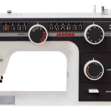 Maszyna do szycia JANOME 393, fig. 6