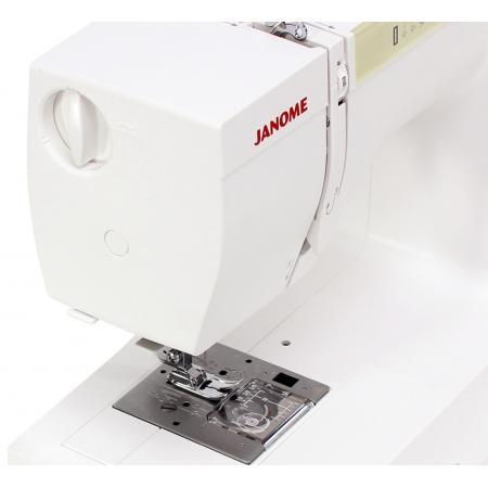 Maszyna do szycia JANOME 725S + wykrój, 3 stopki, nici, szpulki i igły GRATIS, fig. 2