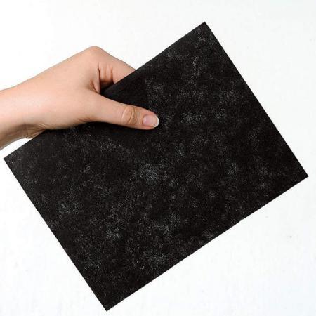 Stabilizator wycinany Madeira Super Strong Black (30cm x 5 m) - czarny, fig. 2