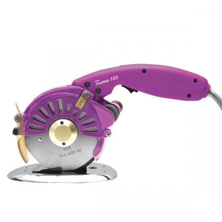 Nóż tarczowy TEXI ZORRO 100  (wys. cięcia 27 mm) do lekkich i średnich materiałów, fig. 1
