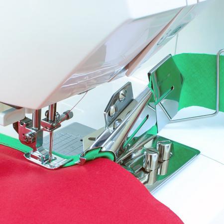 Profesjonalny lamownik do maszyn do szycia (chwytacz rotacyjny), fig. 1