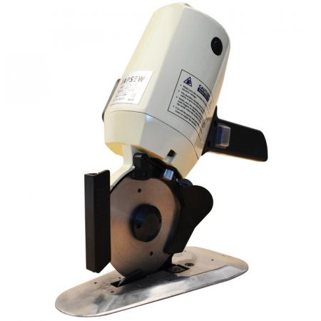 Nóż tarczowy (wys. cięcia 26 mm) do lekkich i średniej grubości materiałów, fig. 1