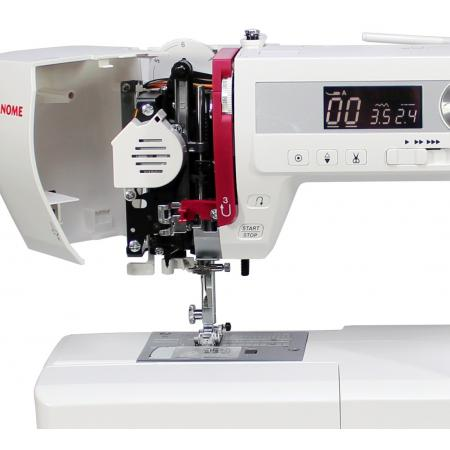 Maszyna do szycia JANOME 5060DC + 3 stopki i igły gratis, fig. 6