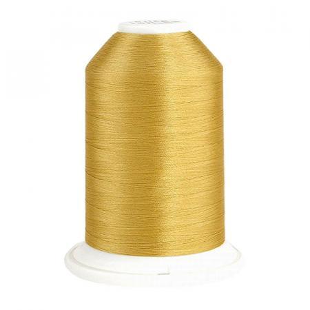 Nić hafciarska Madeira Rheingold Polyneon 40, złota, 5000m, fig. 1