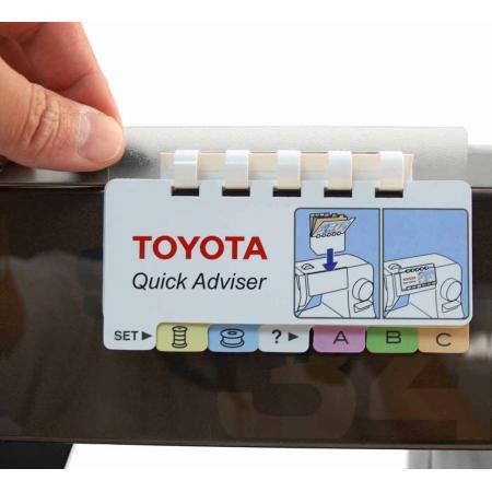 Toyota Super Jeans 34 - Maszyna do szycia, fig. 5