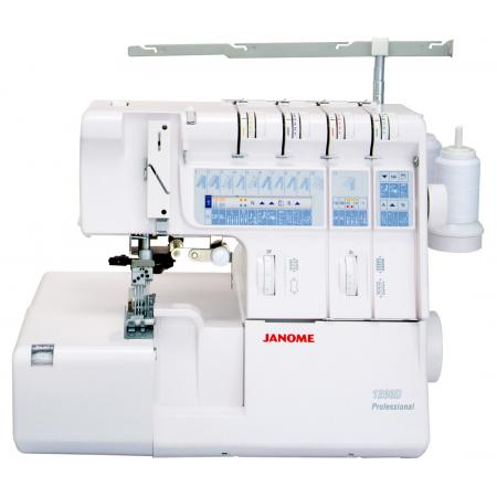 Coverlok JANOME 1200D, fig. 1
