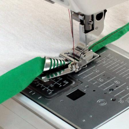 Zestaw 3 stopek Janome do maszyn z szerokością ściegu 9 mm, fig. 2