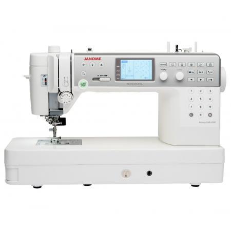 Maszyna do szycia JANOME MC6700P + szpulki i nici GRATIS, fig. 1