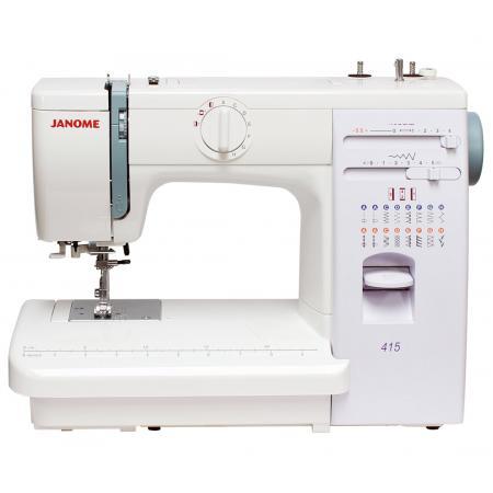 Maszyna do szycia JANOME 415 + szpulki i nici GRATIS, fig. 1