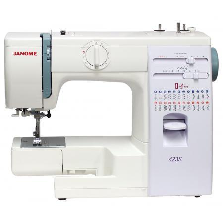 Maszyna do szycia JANOME 423S + nici i szpulki GRATIS, fig. 3