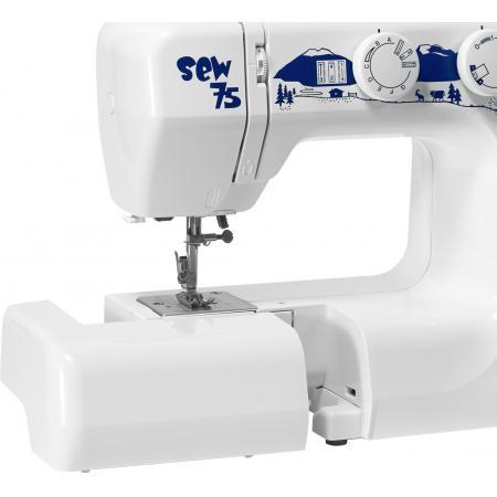Maszyna do szycia ELNA SEW 75 + GRATIS 3 stopki, nici i szpulki, fig. 3