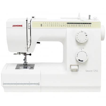 Maszyna do szycia JANOME 725S + nici i szpulki GRATIS, fig. 1
