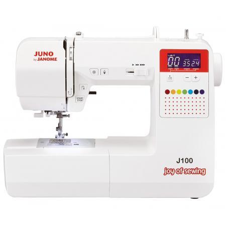 Maszyna do szycia JUNO J100 + szpulki i nici GRATIS, fig. 1