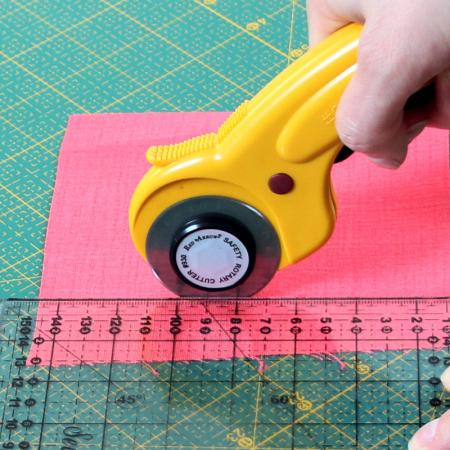 Nóż krążkowy o średnicy 45 mm, fig. 2