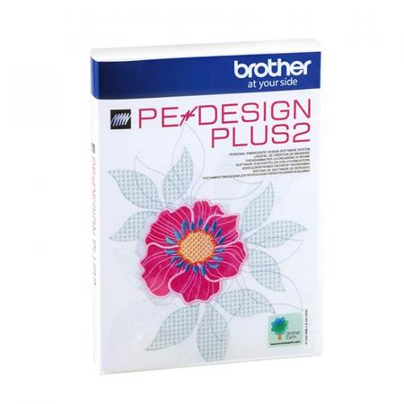 Brother PED PLUS 2, fig. 1