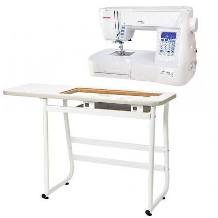 Maszyna do szycia Janome Skyline S3 plus stół, fig. 1