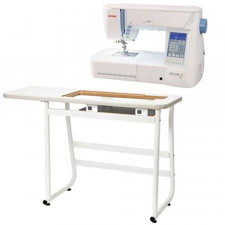 Maszyna do szycia Janome Skyline S5 plus stół, fig. 1