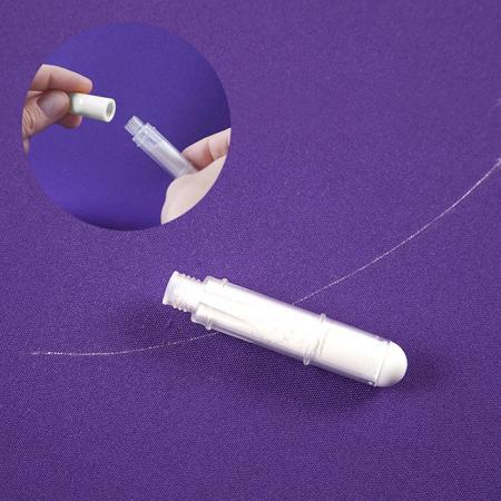 Kreda krawiecka w aplikatorze - biała, fig. 2