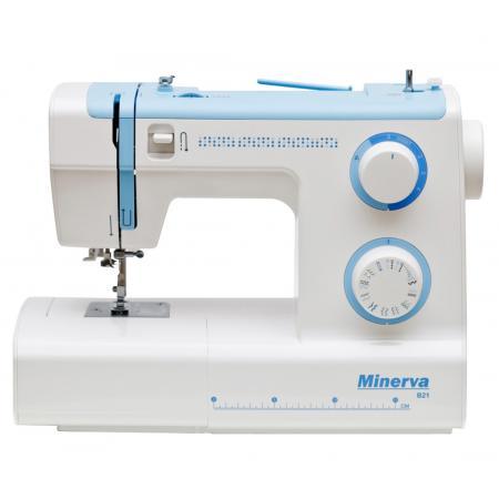 Maszyna do szycia Minerva B21+ nici i szpulki GRATIS, fig. 1