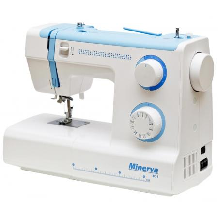 Maszyna do szycia Minerva B21, fig. 3
